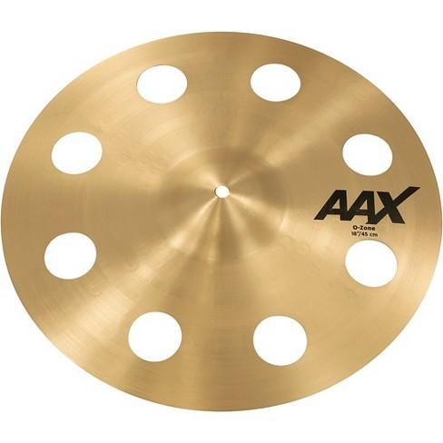 Sabian AAX O-Zone Crash Cymbal - image 1 of 3