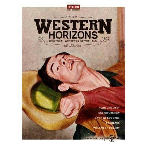 Western Horizons: Universal Westerns of the '50s (DVD) - image 1 of 1