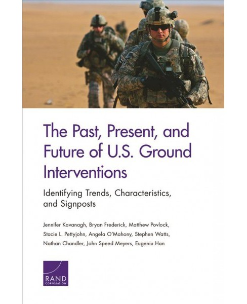 Past, Present, and Future of U.S. Ground Interventions : Identifying Trends, Characteristics, and - image 1 of 1