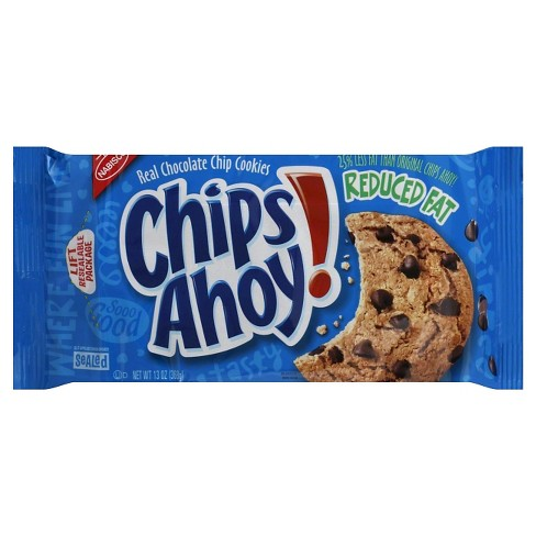 Chips Ahoy! Reduced Fat - 13oz - image 1 of 1
