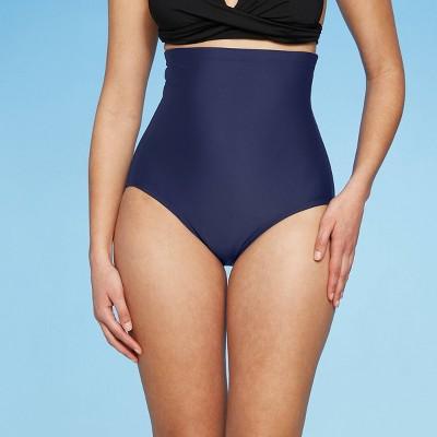 Women's Ultra High Waist Bikini Bottom with Tummy Control - Kona Sol™