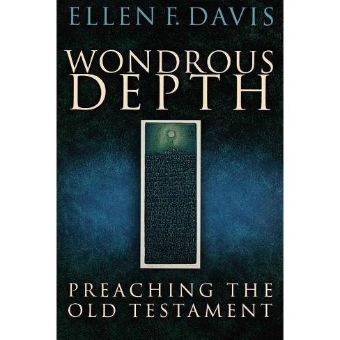 Wondrous Depth - by  Ellen F Davis (Paperback) - image 1 of 1