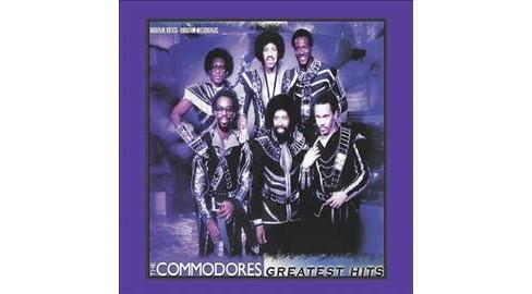 Commodores - Greatest Hits (CD) - image 1 of 1