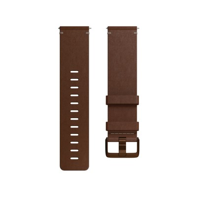Fitbit Versa Leather Accessory Band by Fitbit