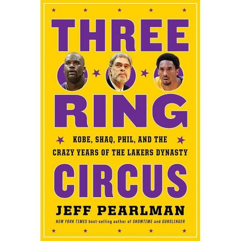 Three-Ring Circus - by  Jeff Pearlman (Hardcover) - image 1 of 1