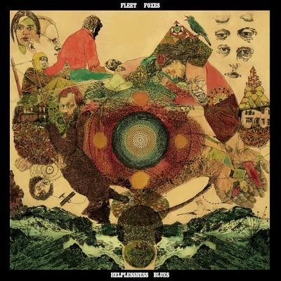 Fleet foxes - Helplessness blues (Vinyl)