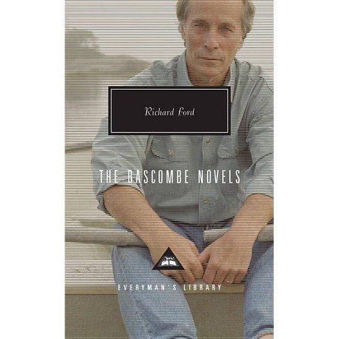 The Bascombe Novels - (Everyman's Library Classics & Contemporary Classics) by  Richard Ford (Hardcover) - image 1 of 1