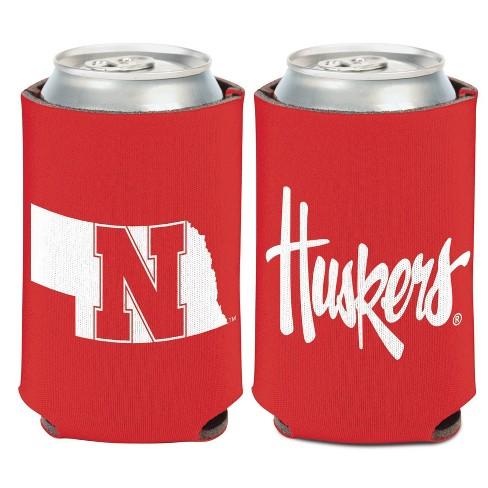 NCAA Nebraska Cornhuskers Logo Can Cooler - image 1 of 1