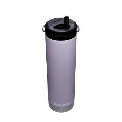 Klean Kanteen 20oz TKWide Insulated Stainless Steel Water Bottle with Twist Straw Cap
