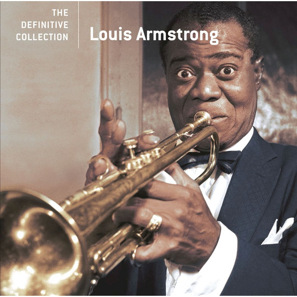Louis Armstrong - Definitive Collection (CD)