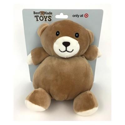 Best Made Toys Plush Balboa Bear Rattle Toy