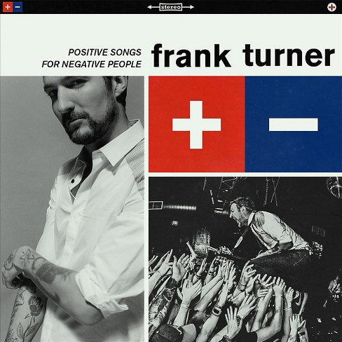Frank turner - Positive songs for negative people (Vinyl) - image 1 of 1