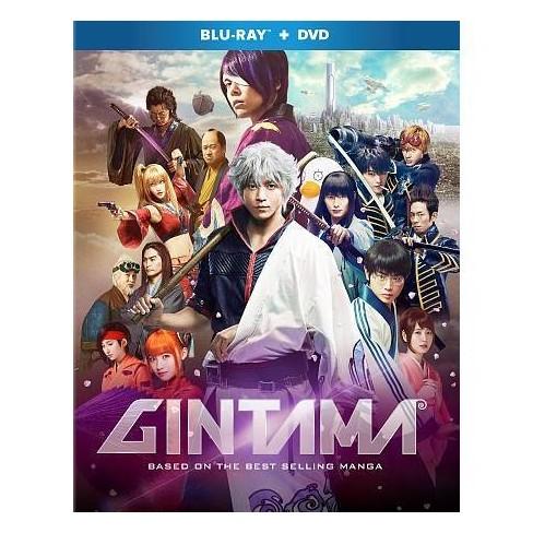 gintama blu ray release date