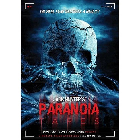 Jack Hunter's Paranoia Tapes (DVD) - image 1 of 1