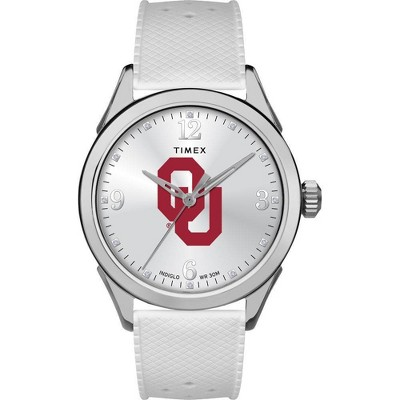 NCAA Oklahoma Sooners Tribute Collection Athena Women's Watch