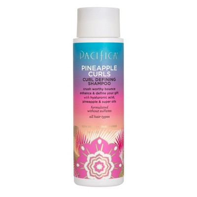 Pacifica Pineapple Curls Curl Defining Shampoo - 12 fl oz