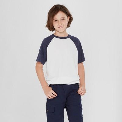 Boys' Short Sleeve Baseball Favorite T-Shirt - Cat & Jack™