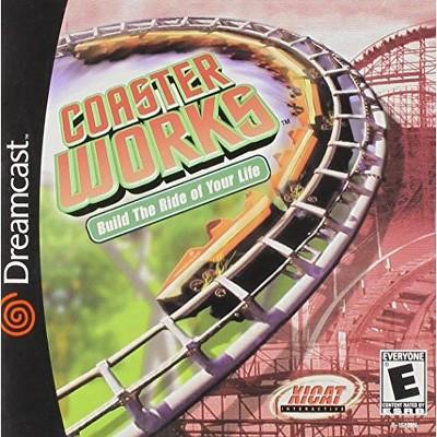 Coaster Works - Sega Dreamcast