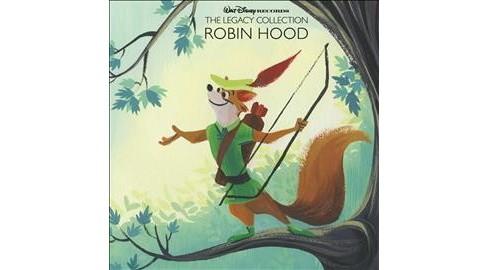 Various Walt Disney Records Robin Hood Ost Cd Target
