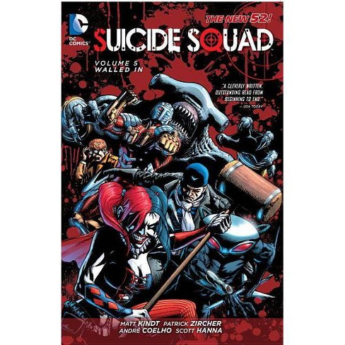 Walled in - (Suicide Squad) by  Matt Kindt (Paperback) - image 1 of 1