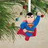 Hallmark DC Comics Superman Christmas Tree Ornament - image 3 of 4