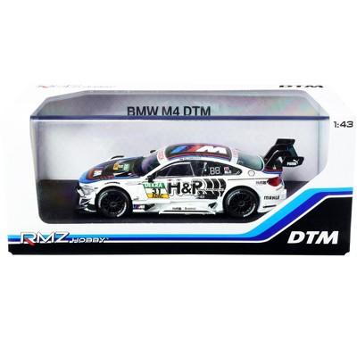 "BMW M4 DTM #31 ""H&R"" 1/43 Diecast Model Car by RMZ City"