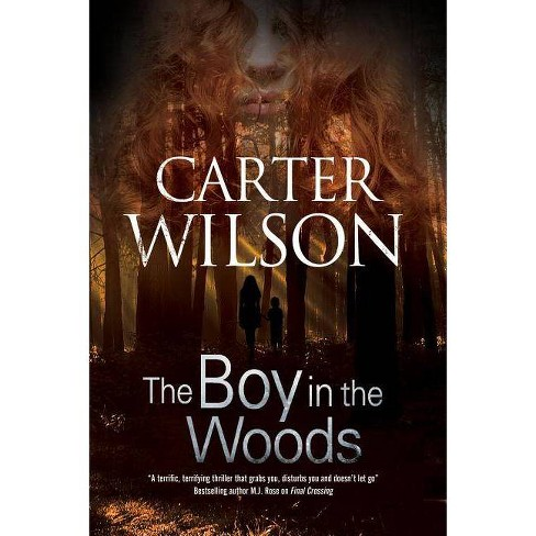 The Boy in the Woods - by  Carter Wilson (Hardcover) - image 1 of 1