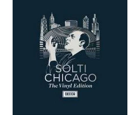 Chicago Symphony Orc - Chicago Years (Vinyl) - image 1 of 1