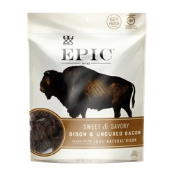 Epic Bison Bacon Chia Bites - 2.5oz