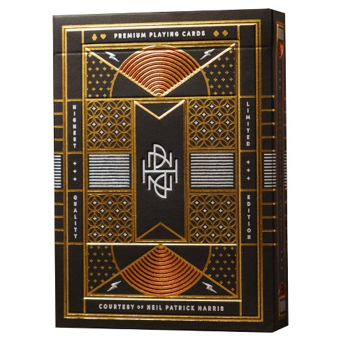 Theory 11 Neil Patrick Harris Playing Cards - image 1 of 4