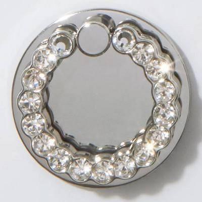 Silver/Crystal Rhinestones