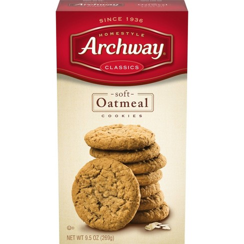 Archway Classic Soft Oatmeal Cookies - 9.5oz - image 1 of 4