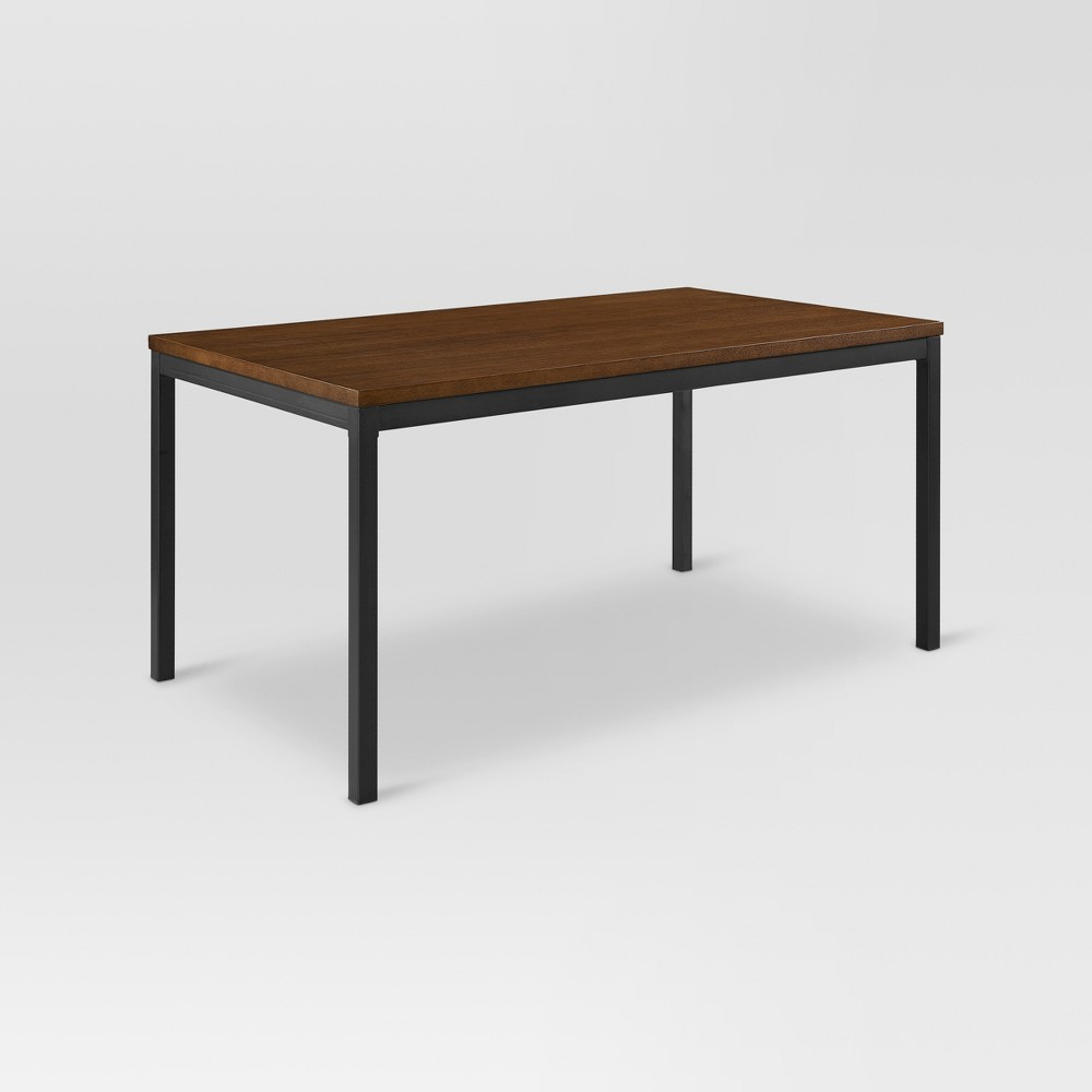 Mixed Material 60 Dining Table - Threshold, Brown