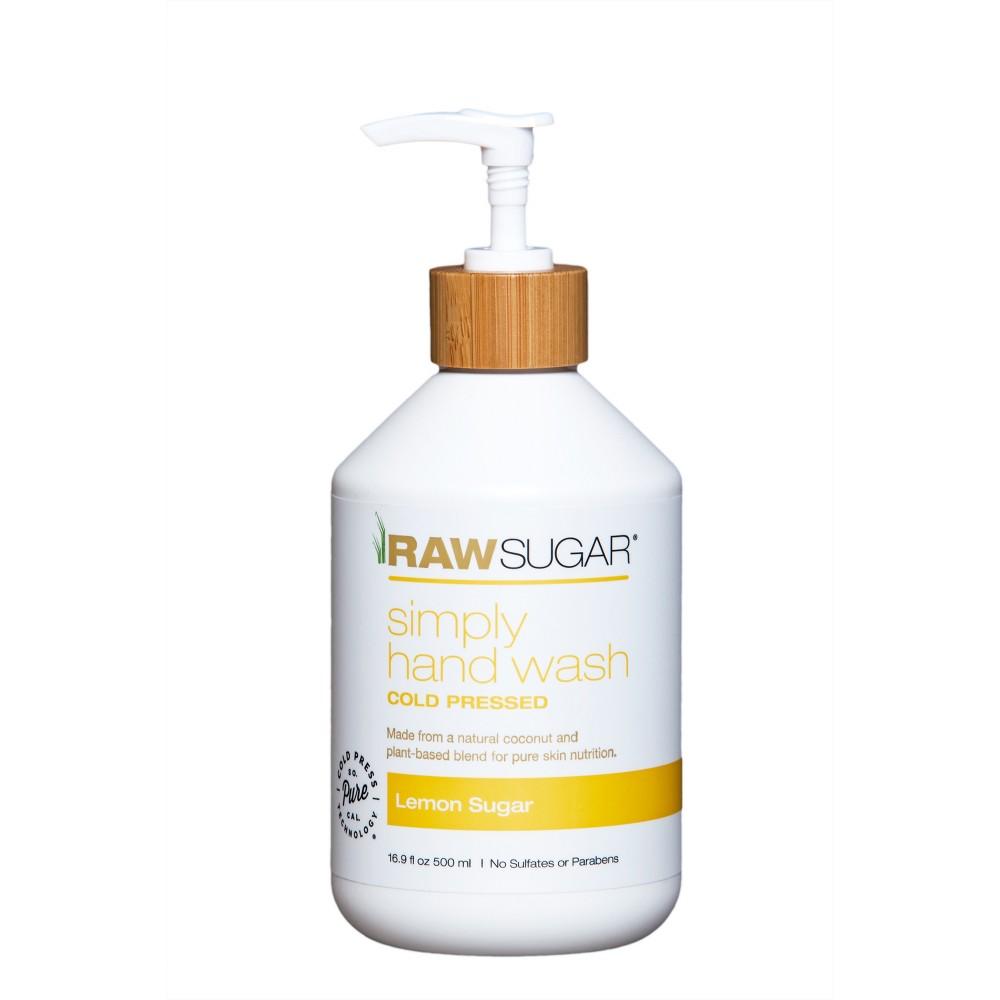 Raw Sugar Hand Wash Lemon Sugar