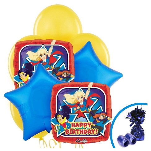 DC Super Hero Girls Balloon Bouquet - image 1 of 1
