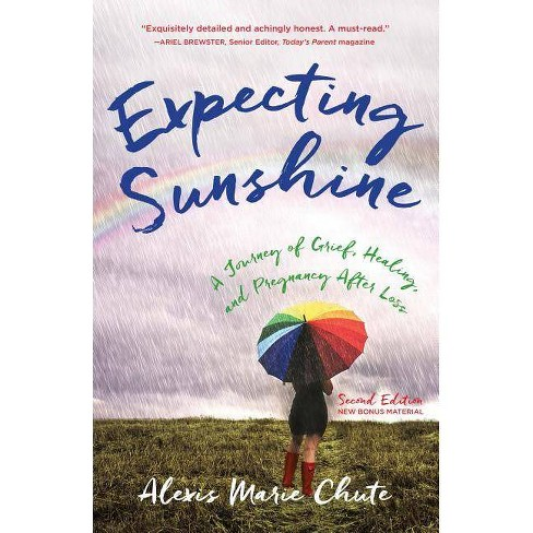 Expecting Sunshine - by  Alexis Marie Chute (Paperback) - image 1 of 1