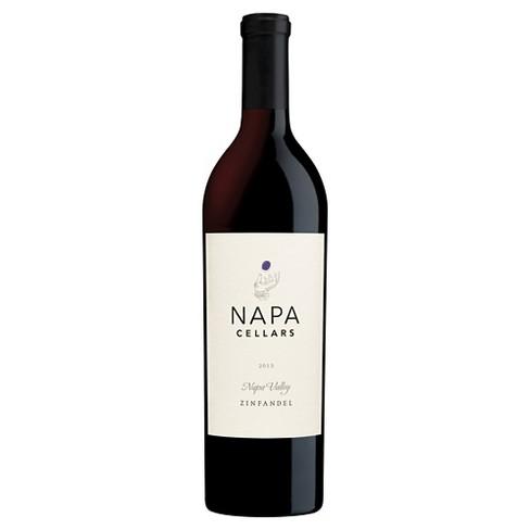 Napa Cellars Zinfandel Wine - 750ml Bottle - image 1 of 1
