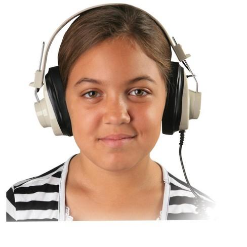Califone 2924AVP Deluxe Monaural Headphones - image 1 of 1