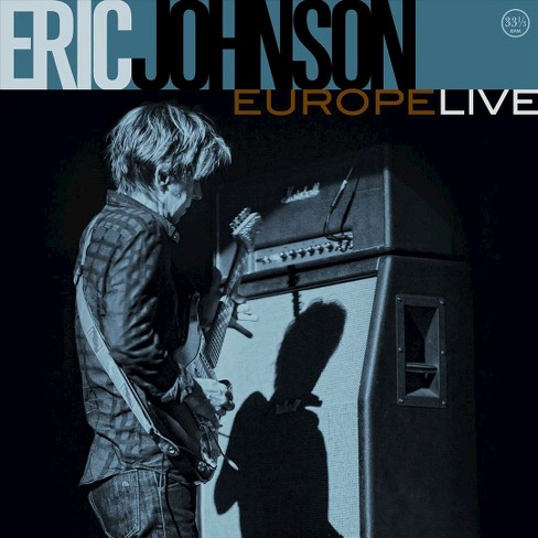 Eric Johnson - Europe Live (CD) - image 1 of 1