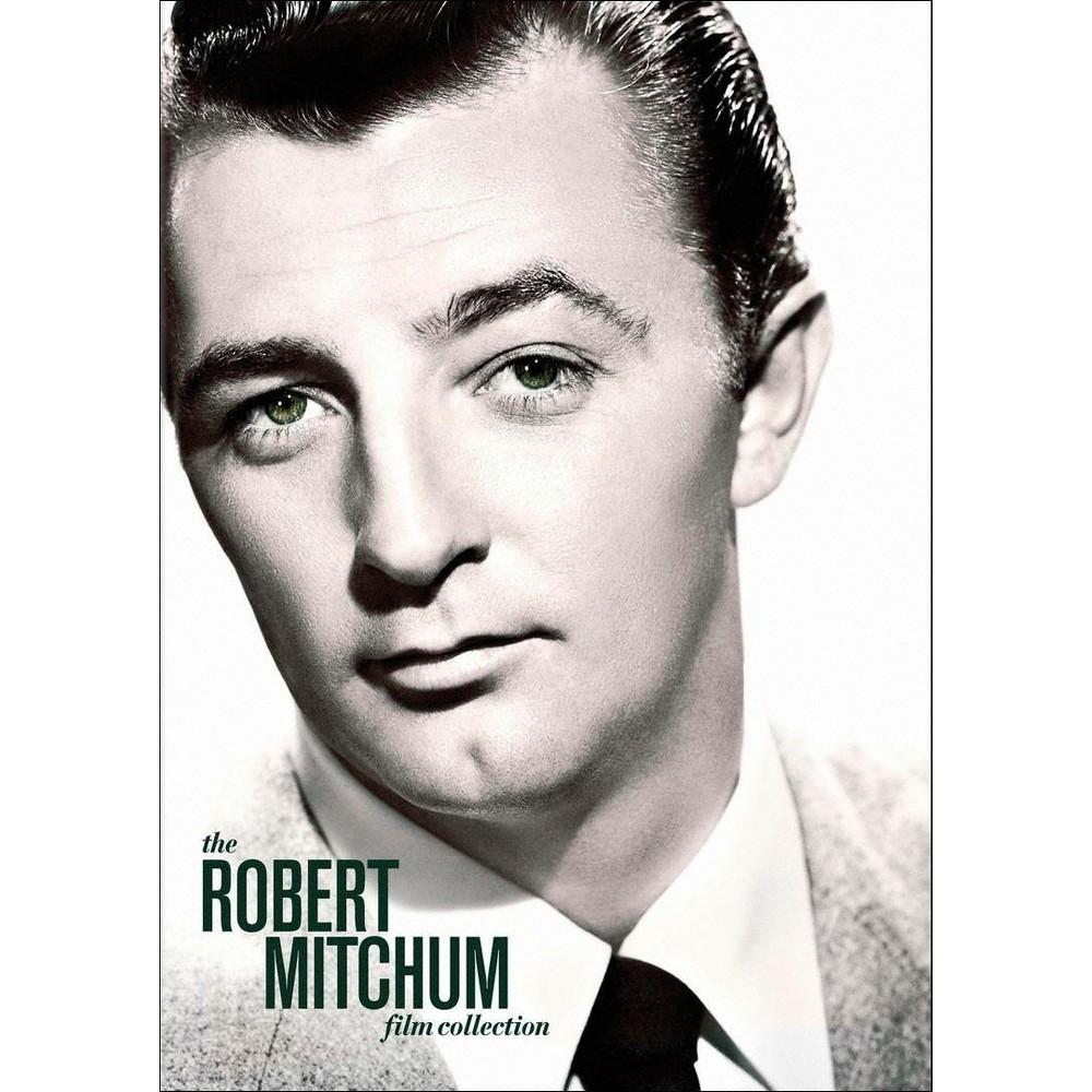 Robert mitchum film collection (Dvd)