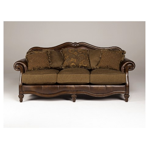 Sofas Antique Wood  - Signature Design by Ashley - image 1 of 2