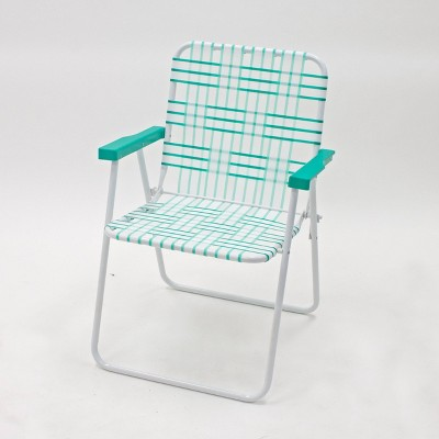 Webstrap Chair Green - Sun Squad™