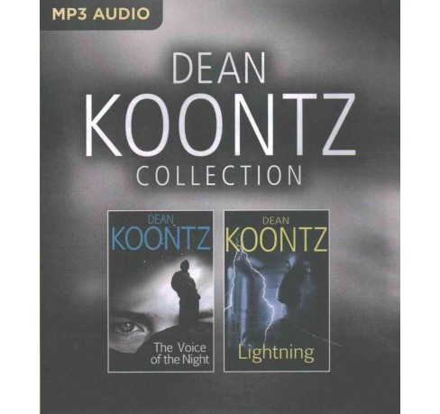 Voice of the Night / Lightning (MP3-CD) (Dean R. Koontz) - image 1 of 1