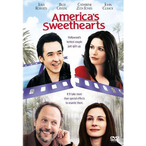 America's Sweethearts (dvd_video) - image 1 of 1