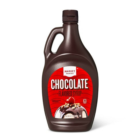 Chocolate Flavored Syrup - 48oz - Market Pantry™ - image 1 of 2
