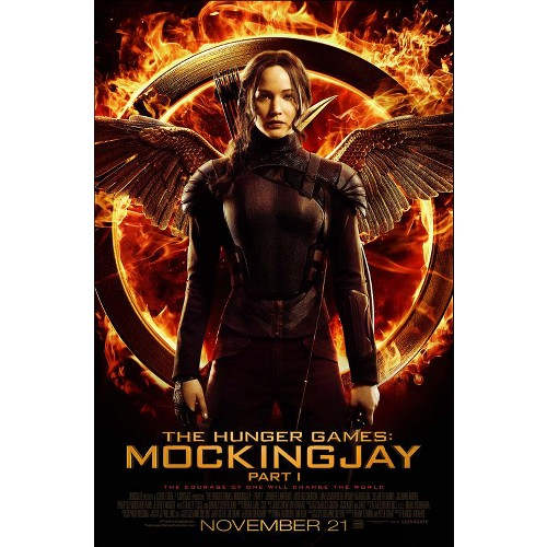 The Hunger Games: Mockingjay, Part 1 (2 Discs) (Include Digital Copy) (Ultraviolet) (Blu-ray/DVD)