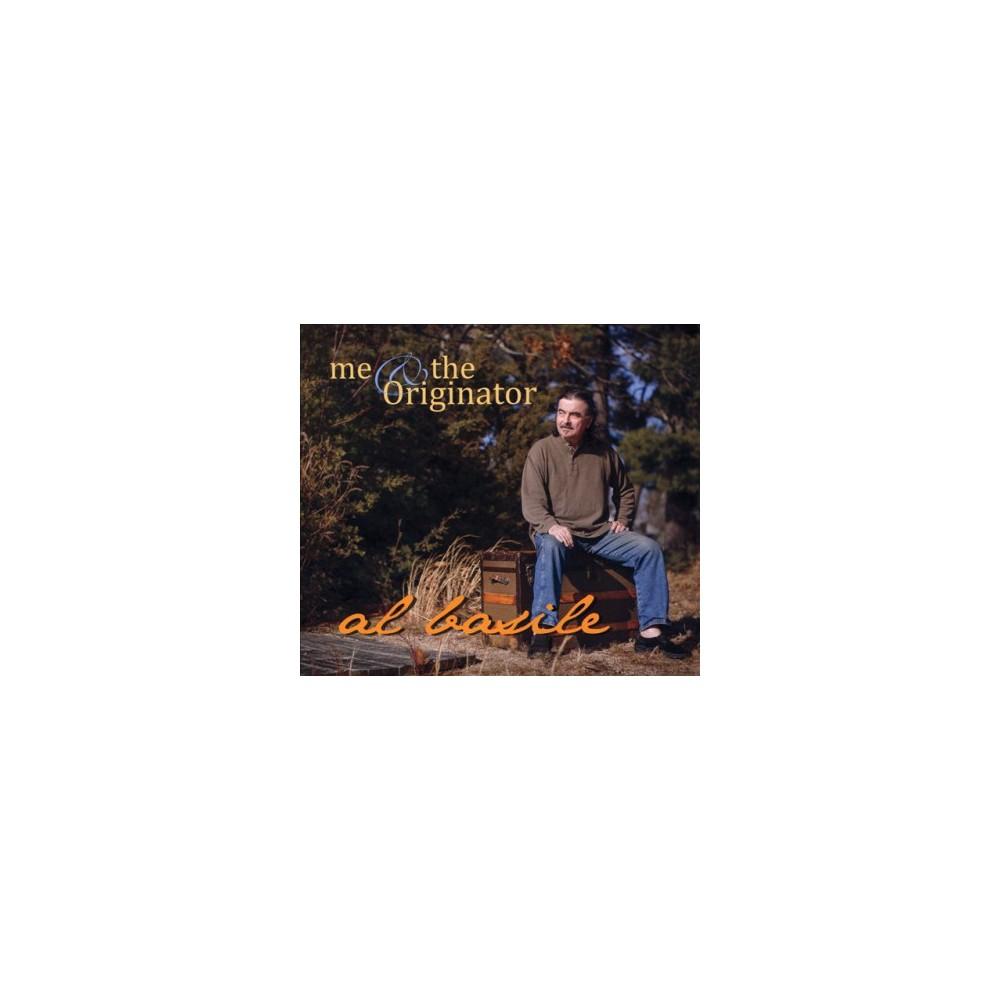 Al Basile - Me & The Originator (CD)