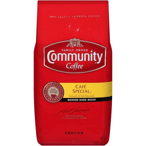 Community Coffee Caf Special Medium Roast Ground Coffee - 32oz - image 1 of 4