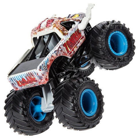 Monster Jam Official Zombie Madness Playset Featuring Exclusive Die