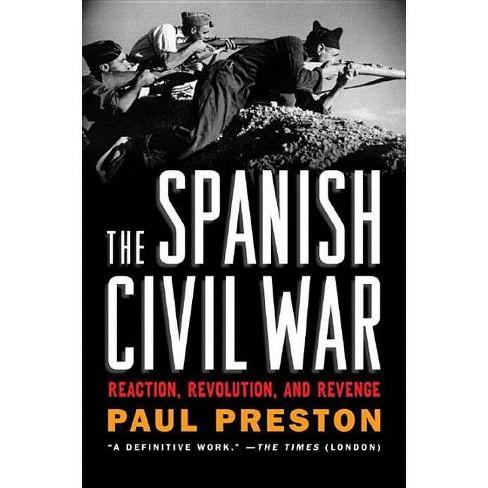 The Spanish Civil War - by  Paul Preston (Paperback) - image 1 of 1